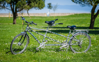 Vélos Tandem de location