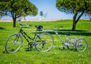 Suiveur Façon Tricycle