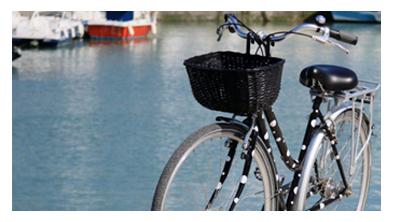 Loueur de vélos à Saint Martin de Ré